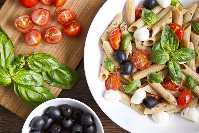 Makaron podstawą zbilansowanej diety
