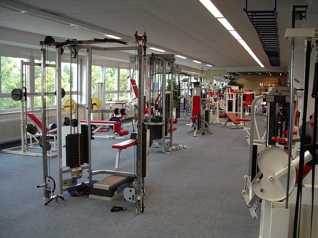 Branża fitness rośnie w szybkim tempie