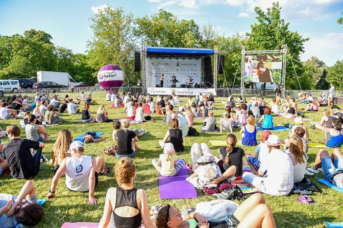 Festiwal Dnia Jogi