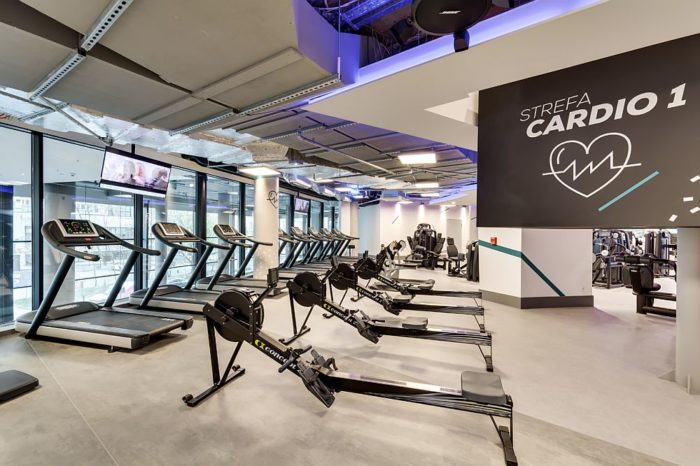 CityFit w Sadyba Best Mall