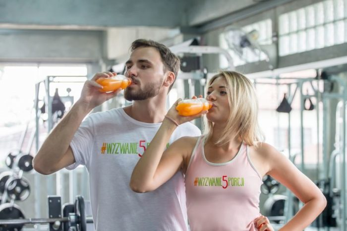 Trening z dietą na piątkę
